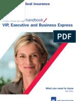 Vip Exec Handbook