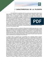 M3 Lectura 6. Características.Descartes. Hume