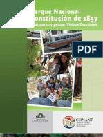 Guía para organizar unaVisita Escolar Parque Nacional Constitución de 1857