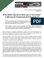Press Nuno Matos 2012 10 Rali TT Serras Norte AP