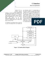 Silicon Laboratories C2 Protocol Specification