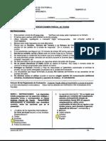 Bioquimica 3er Parcial CLave