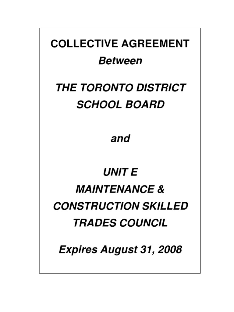Tdsb cupe4400 and mcstc unfair union dues overtime collective tdsb cupe4400 and mcstc unfair union dues overtime collective bargaining platinumwayz