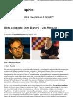 Enzo Bianchi – Vito Mancuso