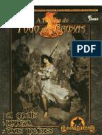 A Trilogia Do Fogo Das Bruxas - Livro Um - A Mais Longa Das Noites