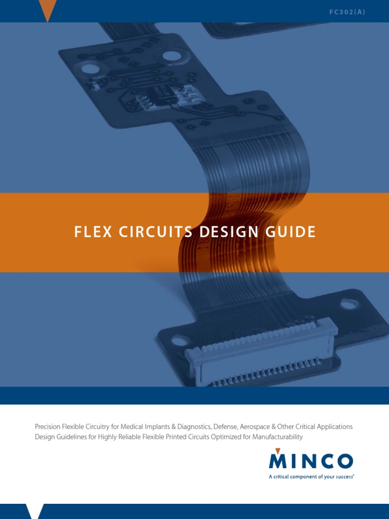 Flex Circuits Design Guide Printed Circuit Board Inductor Or Singlesided Copper Clad Fr4 Epoxy Sheet For