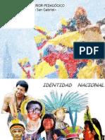 Identidad Nacional Del Ecuador