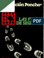 Operacion Poncho. Las Fugas de Segovia - Angel Amigo. Hordago 1978
