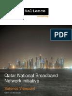 Salience Viewpoint - Qatar National Broadband Network Sep 2011