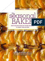 Recipes From the Seasonal Baker by John Barricelli