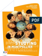 Studying in Montpellier Guide - CROUS Montpellier