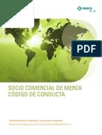 SOCIO COMERCIAL DE MERCK CÓDIGO DE CONDUCTA