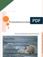 Int. Geografía Economica