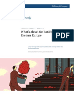 What's ahead for banking in Eastern Europe