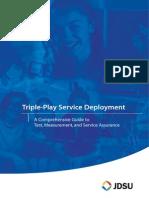 JDSU Triple Play Book 110207