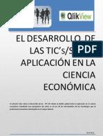 Desarrollo de La Tics en La Ciencia Economica