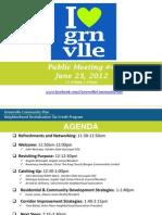 Presentation 6.23.12 Public Meeting