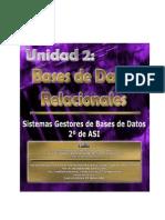 Bases de Datos Relacionales SGBD