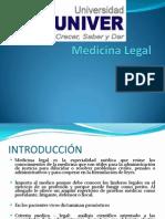 Medicina Legal =)