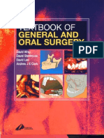 Textbook for General and Oral Surgery ( Published 2003 )
