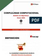 COMPLEJIDAD COMPUTACIONAL PPARDO