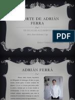 Adrian Ferran