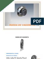 Rueda de Vagoneta