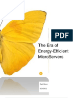 The Era of MicroServers