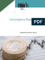 Convergence Report 2012