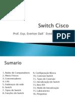 apresentação Switch Cisco