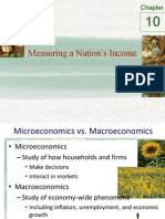 Chapter 23 - Measuring a Nation s Income