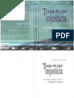 Julia Estela Monarrez Fragoso - Trama de Una Injusticia, Feminicidio Sexual Sistemico en Ciudad Juarez - I