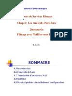 Service filtrage avec netfilteBISr [Mode de compatibilité]