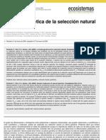 Ecosistemas - Huella Genetica