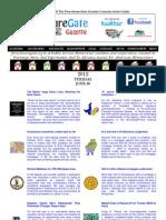 Tuesday - June 26, 2012 - ForeclosureGate Gazette