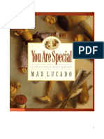 You Are Special Max Lucado