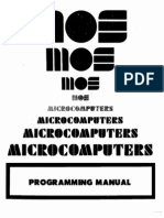 Mcs6500 Family Programming Manual