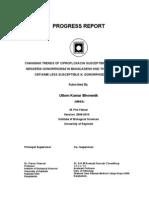 Progress Report_UTTOM