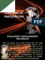 CONTRATO DE PARTICIPACIÓN