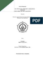 Metodologi Tafsir Al Tibyan Fi Aqsam Al Quran TIRMIDZI
