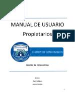 Manual de Propietarios
