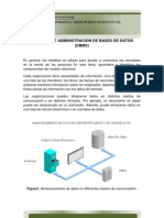 Diseño de Bases de Datos Parte I
