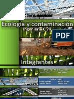 Ecología y la Ing Civil