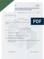 F557 Reubicación Provisoria por Razones de Salud Docente de Nivel Inicial, Primarios y Adultos/Personal Auxiliar