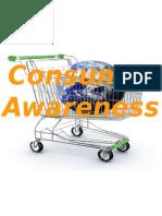 33858802 Consumer Awareness in India