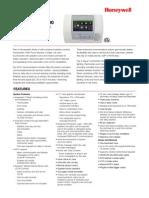 Honeywell l5100 Data Sheet