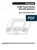 Honeywell l5100 Home Automation Guide