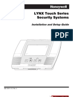 Honeywell l5100 Install Guide