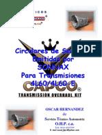 Circulares 4L60Esonnax
