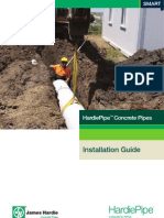 HardiePipe Installation Manual